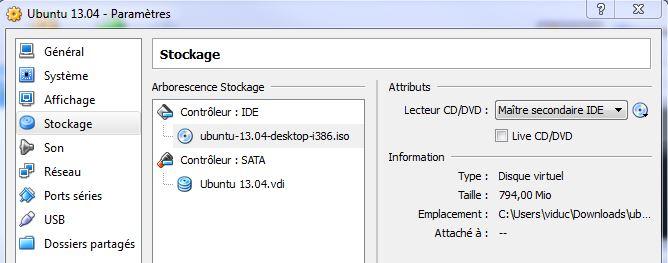 virtualbox ubuntu installer effacer le disque freeware